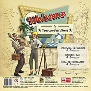 Welcome: Hacia el Perfecto Hogar - Bloc de Recambio