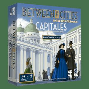 Between Two Cities: Entre Dos Ciudades - Capitales