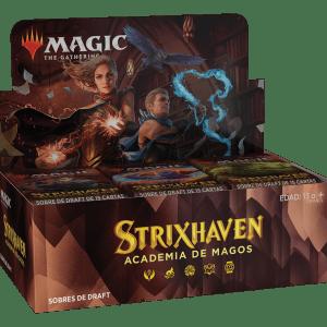 MTG: Strixhaven: Academia de Magos - Caja de Sobres de Draft