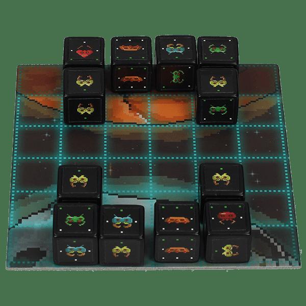 Pocket Invaders: Tercera Edición