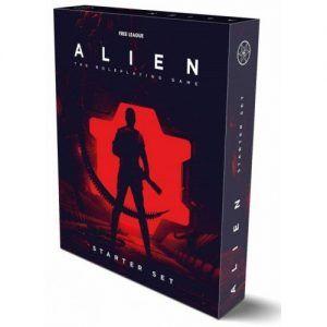 Alien: El Juego de Rol - Caja de Inicio