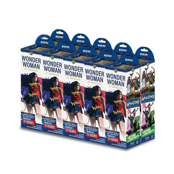 Heroclix Wonder Woman 80th Anniversary Booster Brick