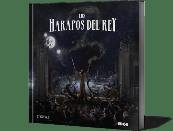 La Llamada de Cthulhu - Edición Primigenia: Los Harapos del Rey
