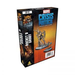 Marvel Crisis Protocol: Rocket & Groot
