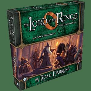 El Señor de los Anillos: El Juego de Cartas - The Road Darkens