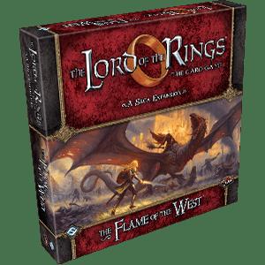 El Señor de los Anillos: El Juego de Cartas - The Flame of the West