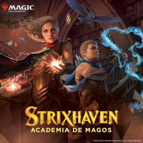 Strixhaven Academia de Magos