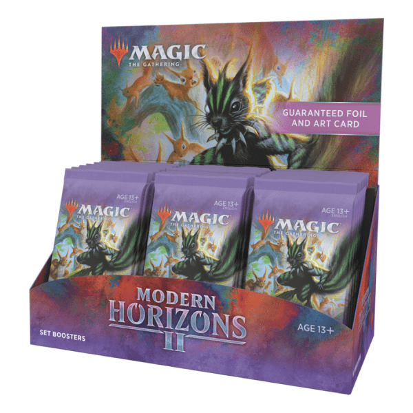 MTG: Modern Horizons 2 - Set Booster Box