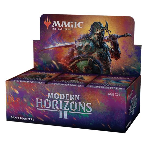 MTG: Modern Horizons 2 - Draft Booster Box