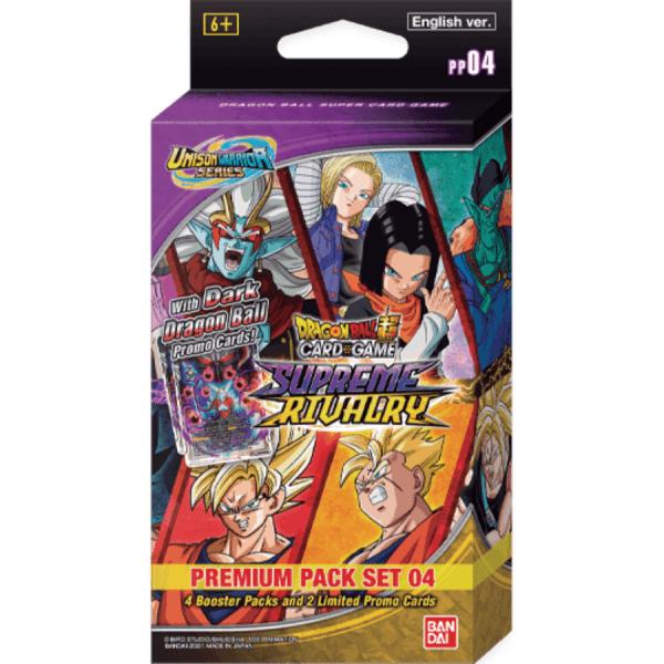 DBSCG: Premium Pack Set PP04 - Supreme Rivalry