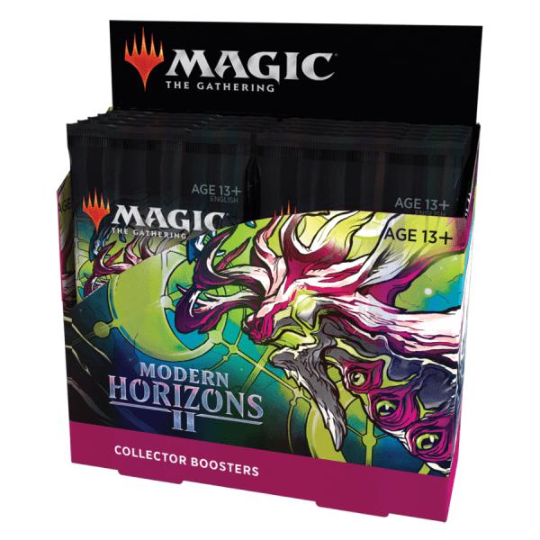 MTG: Modern Horizons 2 - Collector Booster Box