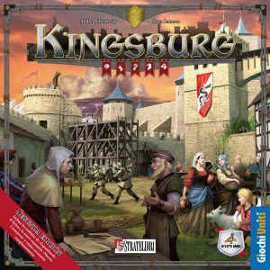 Kingsburg - Segunda edición