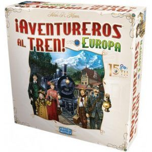 ¡Aventureros al Tren! - Europa 15 Aniversario