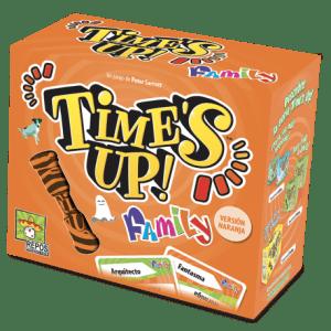 Time's Up Family Naranja