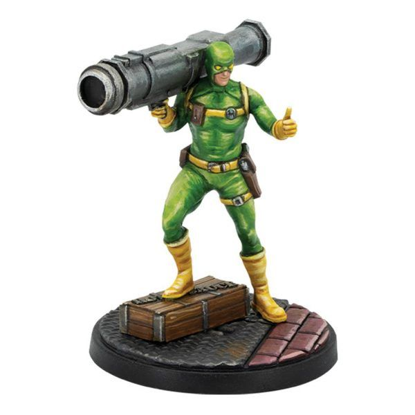 Marvel Crisis Protocol: Deadpool & Bob Agent of Hydra