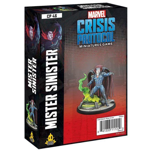 Marvel Crisis Protocol: Mr Sinister