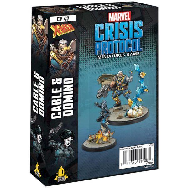 Marvel Crisis Protocol: Domino & Cable