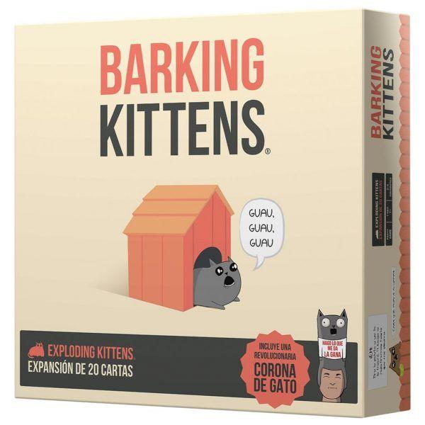Exploding Kittens - Barking Kittens