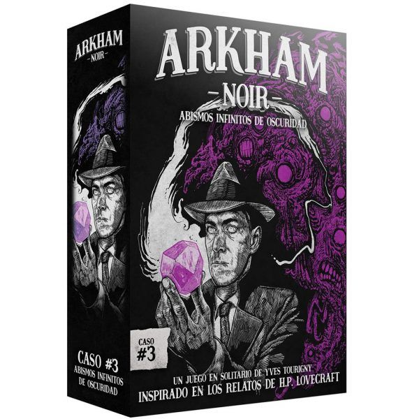Arkham Noir #3: Abismos Infinitos de Oscuridad