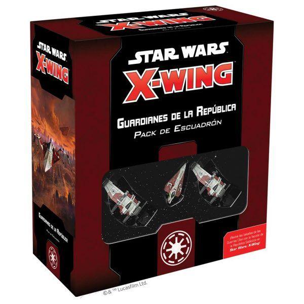 Star Wars X-Wing: Segunda Edición - Guardianes de la República