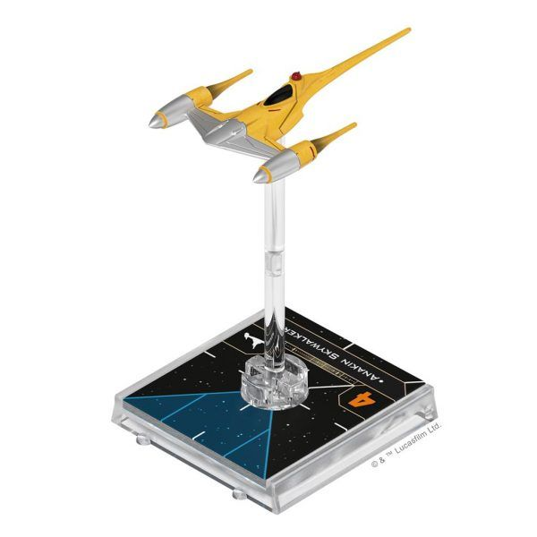 Star Wars X-Wing: Segunda Edición - Caza Estelar Real N-1 de Naboo