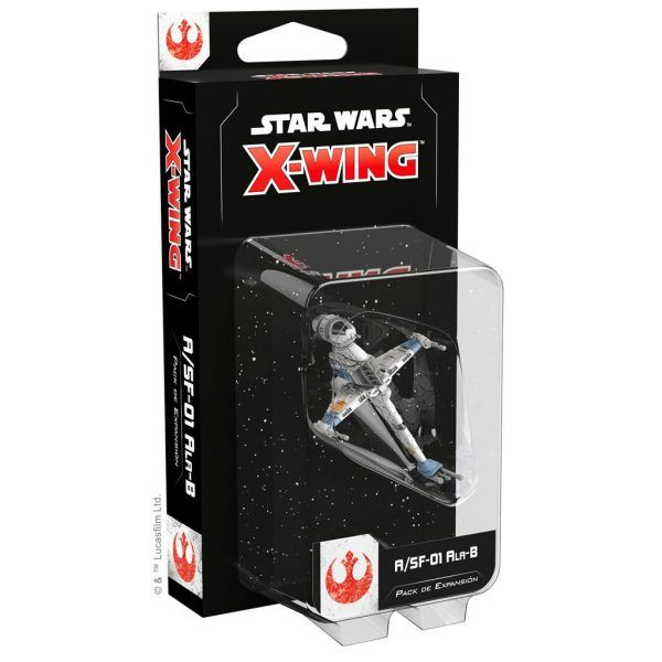 Star Wars X-Wing: Segunda Edición - A/SF-01 Ala-B