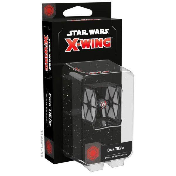 Star Wars X-Wing: Segunda Edición - Caza TIE/sf