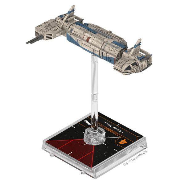 Star Wars X-Wing: Segunda Edición - Transporte de la Resistencia
