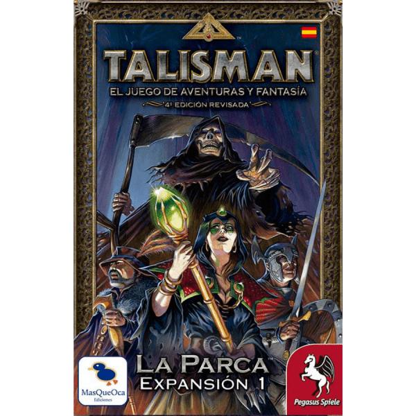 Talisman: El Juego de Aventuras y Fantasía - La Parca