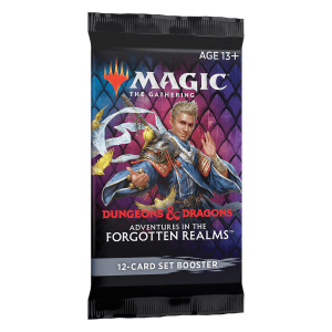 MTG: Adventures in the Forgotten Realms - Set Booster