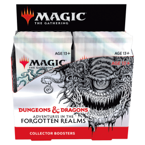 MTG: Adventures in the Forgotten Realms - Collector Booster Box