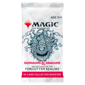 MTG: Adventures in the Forgotten Realms - Collector Booster