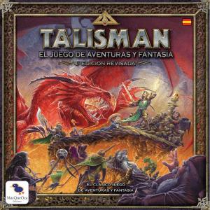 Talisman: El Juego de Aventuras y Fantasía - 4ª Edición Revisada