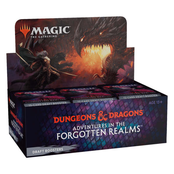 MTG: Adventures in the Forgotten Realms - Draft Booster Box