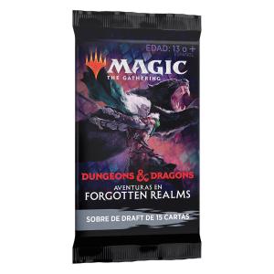 MTG: Aventuras en Forgotten Realms - Sobre de Draft