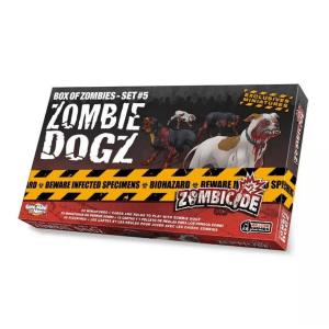 Zombicide: Zombie Dogz #5