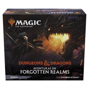 MTG: Aventuras en Forgotten Realms - Bundle