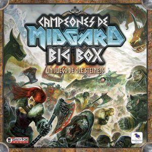 Campeones de Midgard: Big Box