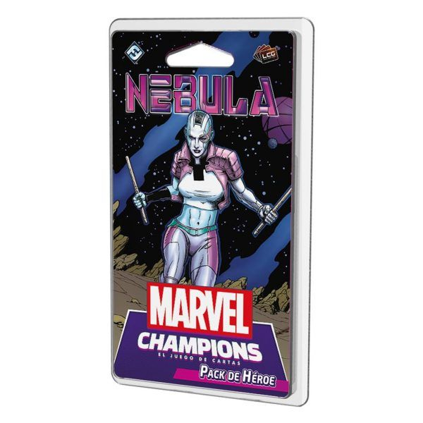 Marvel Champions Nebula 1