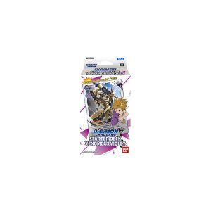 Digimon Card Game: Venomous Violet ST-6