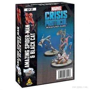 Marvel Crisis Protocol: Amazing Spider-Man & Black Cat