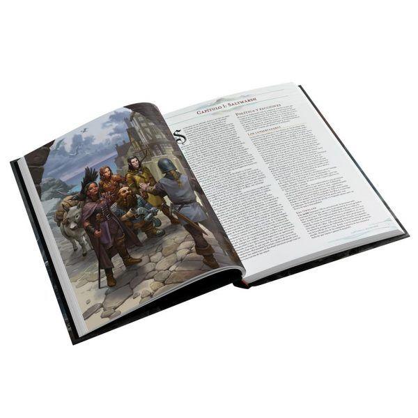 Dungeons & Dragons: Fantasmas de Saltmarsh