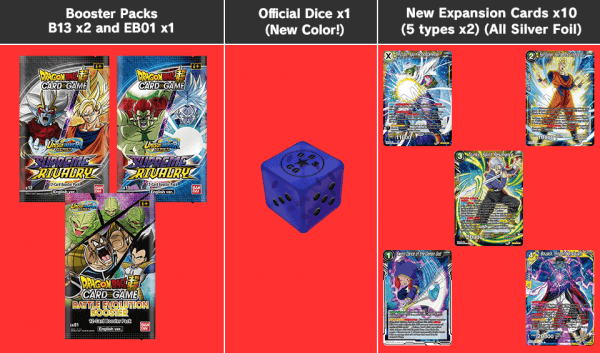 DBSCG Expansion Set BE19 Namekian Boost