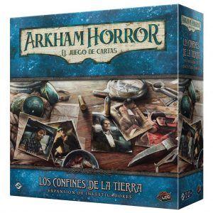 Arkham Horror LCG Los Confines de la Tierra Investigadores