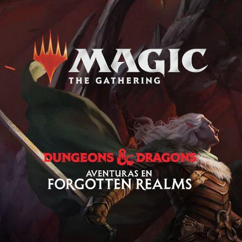 Aventuras en Forgotten Realms