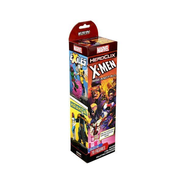 Heroclix Marvel X-Men Rise and Fall - Booster