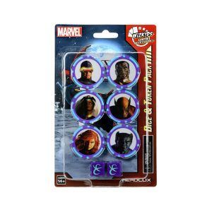 Heroclix Marvel X-Men Rise and Fall - Dice and Token