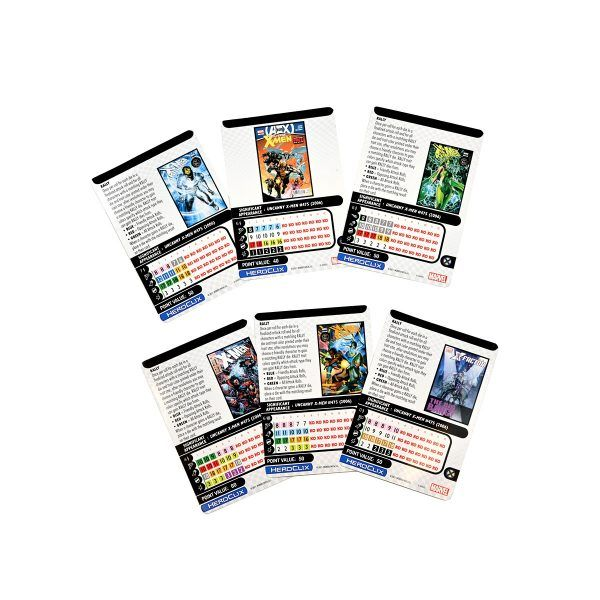 Heroclix Marvel X-Men Rise and Fall - Fast Forces