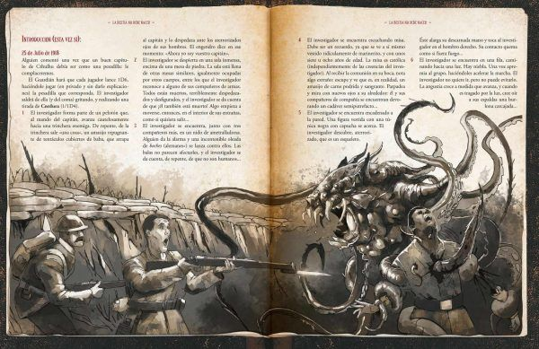 La Llamada de Cthulhu: La Bestia no debe Nacer