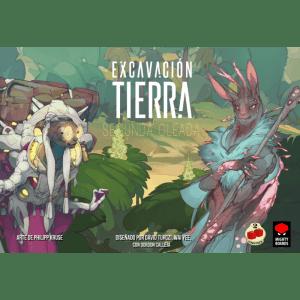 Excavación Tierra: Segunda Oleada